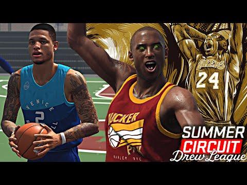NBA 2K19 Summer Circuit #8 - Kobe vs Cortez @ RUCKER PARK!