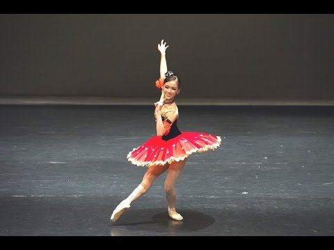 Principal Guest Dancer at Star of Canaan Dance International ballet competition in Hong Kong