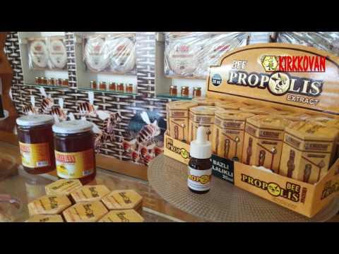 Propolis nedir ve faydaları nelerdir? ( Patentli Kırkkovan Propolis)