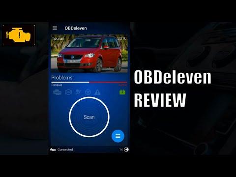 OBDeleven - APPs, Coding, Live Data [ENG Subs] - смотреть онлайн на