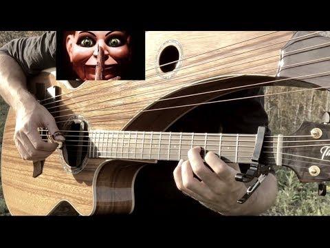 , title : 'Dead Silence - Main Theme - Harp Guitar - Jamie Dupuis'