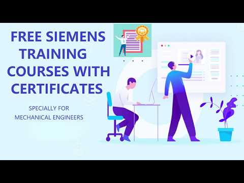 SIEMENS FREE COURSES WITH FREE CERTIFICATES | FREE ...