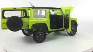 BM Creations Suzuki Jimny Sierra