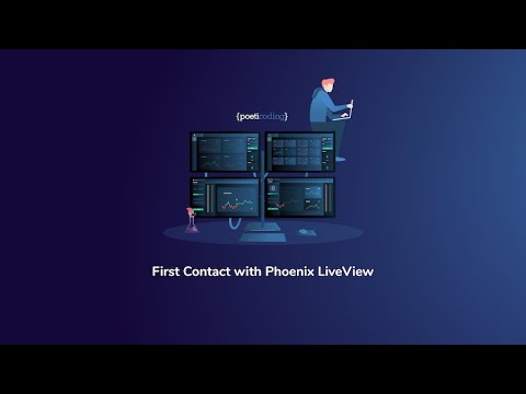 First contact with Phoenix LiveView