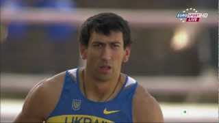 European Athletics Championships 2012- Kasyanov Long Jump