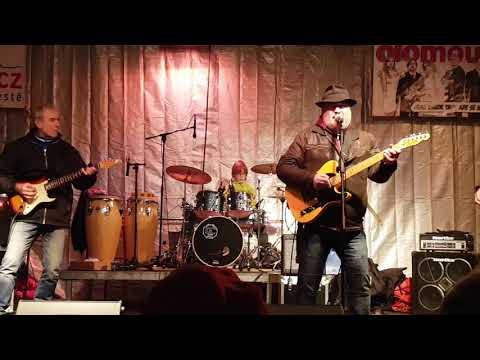 Bluesberg - Bluesberg - Mississippi, 20.12.2017 Vánoční trhy Olomouc