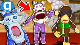 Five Nights At Candy's Are Funky Now! - Garry's Mod Sandbox! - Gmod FNAF