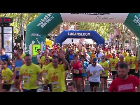 Video salida de la carrera