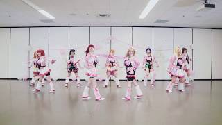 SUNRISE [Aqours MIRROR Dance Cover] - MIRACLE WAVE