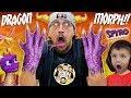 TURNING into a DRAGON!  FGTeeV Spyro's Reignited Trilogy Gameplay / Skit