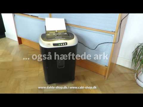 Dahle PaperSafe 22080 AutoFeed Makulator