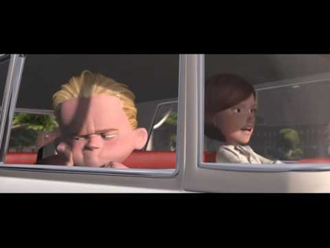 The Incredibles - After School