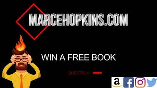 "Win an Autographed copy of my book ""The First Time I Set My Head On Fire..."""