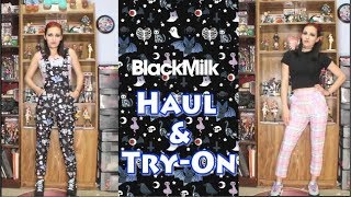 Blackmilk Clothing Haul & Try-On