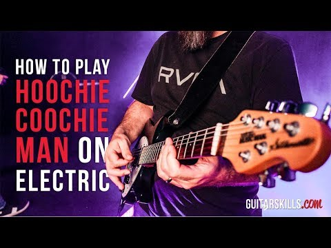 Electric Guitar For Beginners - How To Play