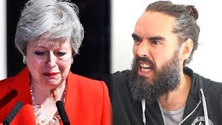 The Truth In Theresa May's Tears | Russell Brand