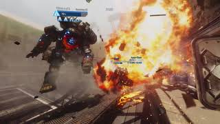 Pushing And Shoving - Scorched Drop-in To Frontier Defense - Titanfall 2