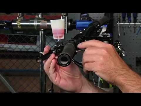 How To Bleed Shimano Deore XT Hydraulic Disc Brakes by Performance Bicycle