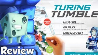 Turing Tumble Review - with Tom Vasel