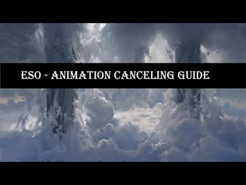 What is animation cancelling, how does it work and what does