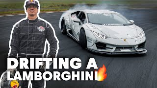 First Drive Of The Dream Car Almost Ends In Disaster | Drift Lamborghini #3