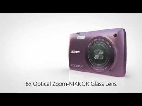 Nikon COOLPIX S4300 Product Tour
