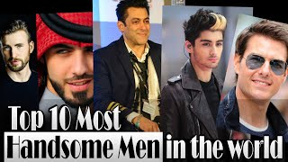 Top 10 Most HANDSOME MAN in The World 2019 ✔