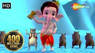 Bal Ganesh - Shankarji Ka Damroo - Popular   - YouTube