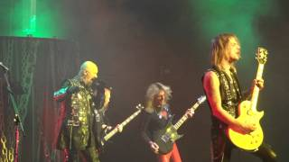 Judas Priest Blood Red Skies Live Montreal Centre Bell Center 2011 HD 1080P