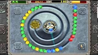 Бесплатные игры онлайн  Zuma   PSP
