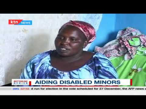Aiding disabled minors | Bottomline Africa