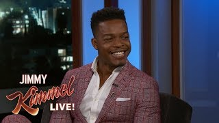 Stephan James on Oprah, Beale Street & Degrassi