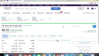 How To Use Yahoo Finance