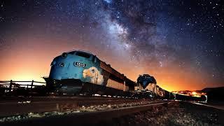 Смотреть онлайн Невероятные виды звездного неба и красивых ландшафтов