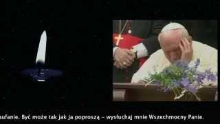 """Video thumbnail of """"#ThankYouJohnPaul2 Jan Paweł II - Wysłuchaj mnie. Setna rocznica urodzin 18 maja 2020 r."""""""