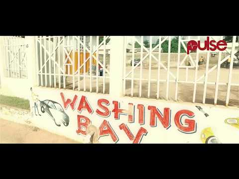 Beneflex: Ghanaian washing bay where all staff are deaf