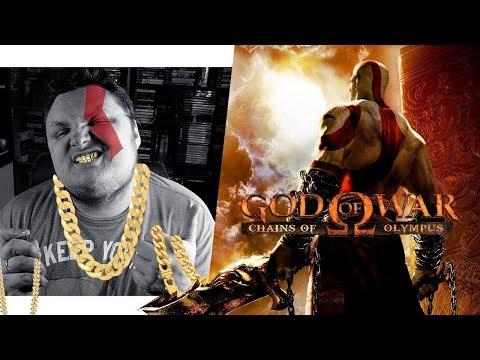 Прохождение God of War: Chains of Olympus (PS3) Часть 1/2