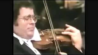ITZHAK PERLMAN PLAYS MENDELSSOHN CONCERTO Op64 NYPH DAVID ZINMAN dir LIVE I 1983
