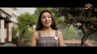 Anushka Shrestha Finalist Miss Nepal 2019 Introduction Video