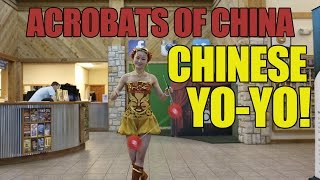 Acrobats of China featuring New Shanghai Circus - Chinese Yo Yo Video
