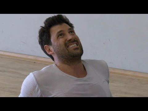 'Dancing With the Stars' Pro Maksim Chmerkovskiy Sidelined With Ankle Injury