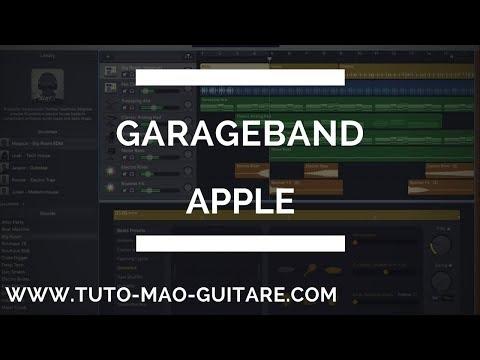 GarageBand Apple