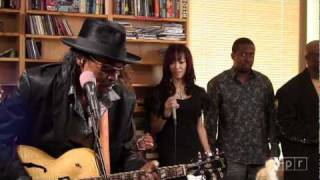 Chuck Brown: NPR Music Tiny Desk Concert