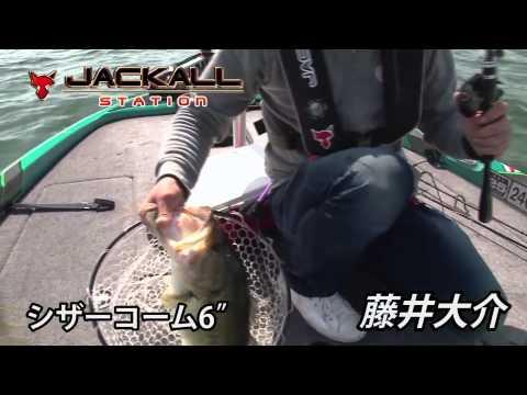 藤井プロ 琵琶湖釣行2