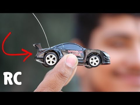 Most Smallest RC Car In 2017 - 2018 Rc - Navneet Kuwer