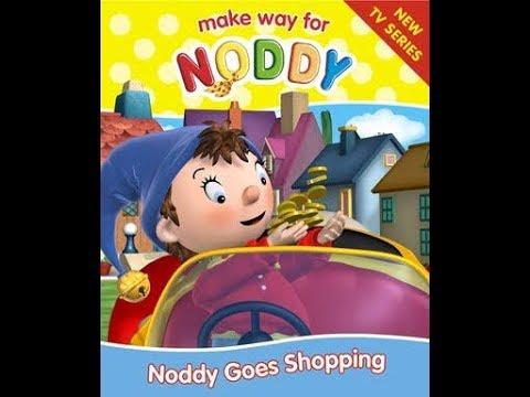 Noddy in Hindi - Ep 2 Noddy Chala Shoping Ko