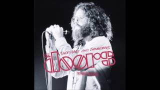 2-7. The Doors - Cars Hiss By My Window (Backstage and Dangerous, 1969) (LYRICS)