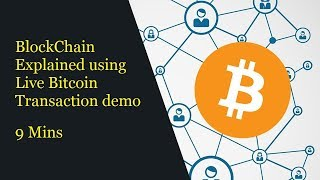 BlockChain Explained | What are Blocks | Bitcoin Transactions Demo | Block Chain concepts | POC