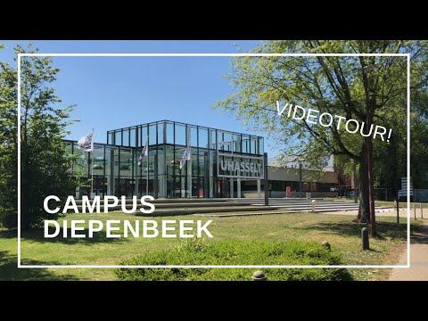 Ontdek onze campus Diepenbeek