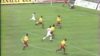 Saison 1992/1993 j 33 - AS Nancy-Lorraine / Louhans-Cuiseaux